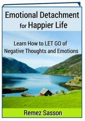 Emotional Detachment for Happier Life